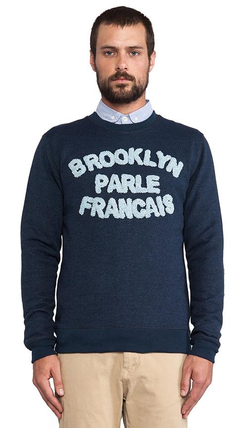 Brooklyn Parle Francais Sweatshirt