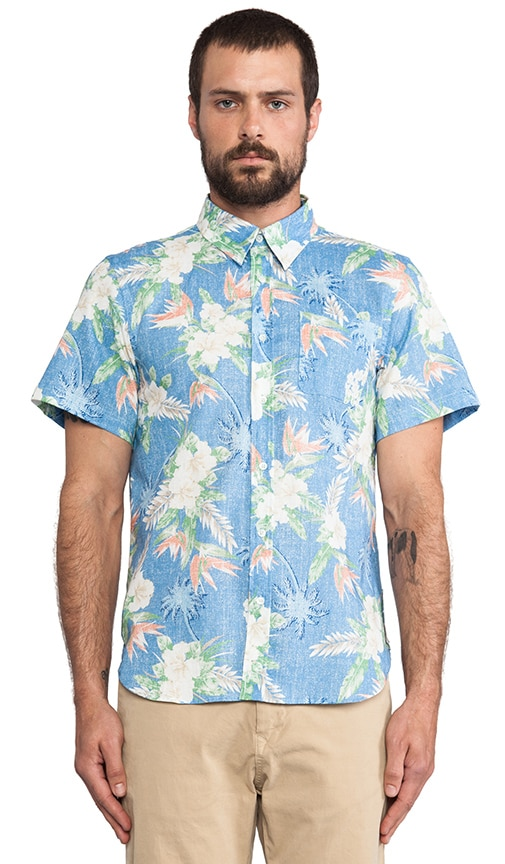 Hawaii Button Down