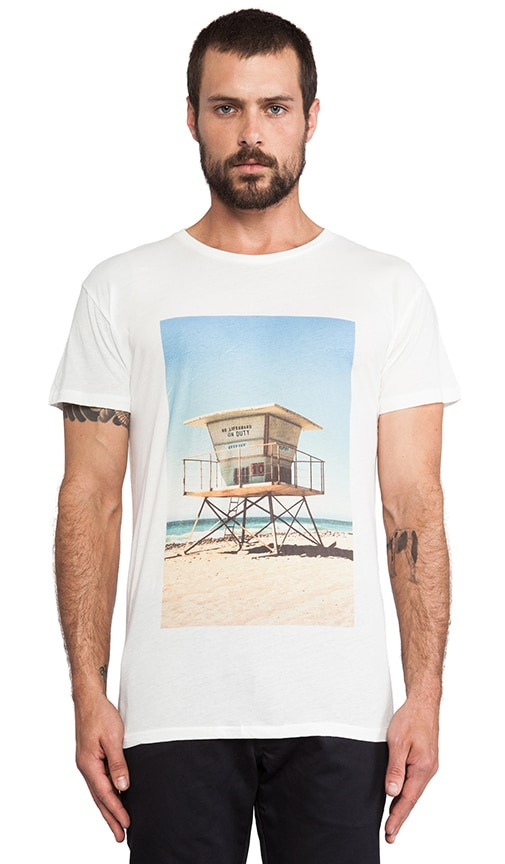 Lifeguard Duty Tee