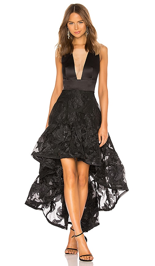 Fiona Noir Gown