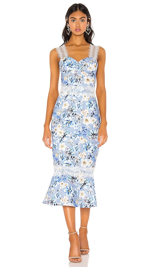 Yana Midi Dress