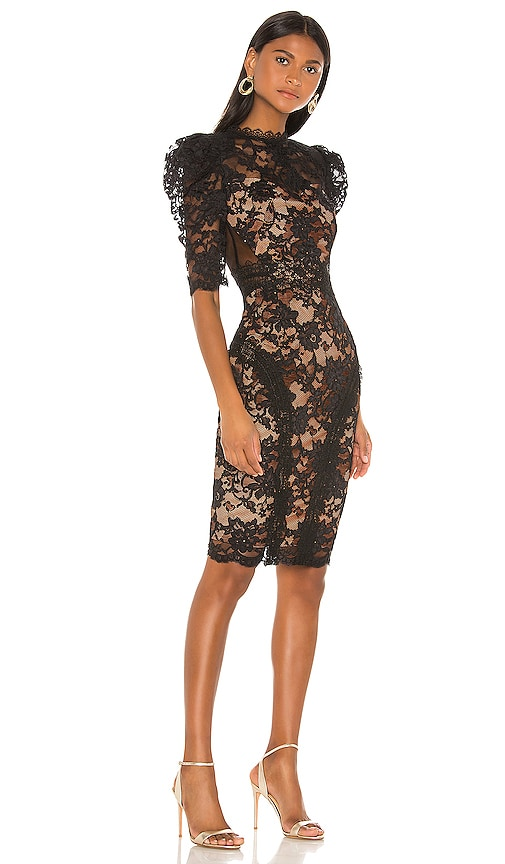 Madeleine Noir Dress