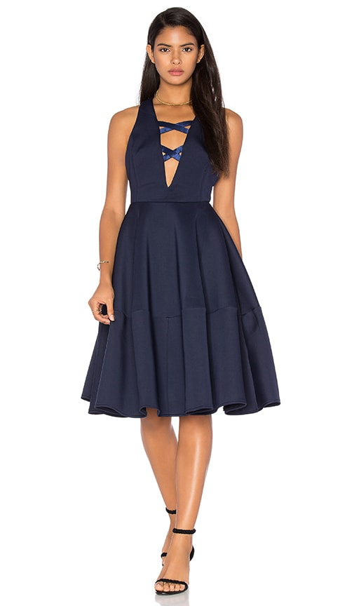 Bronx and Banco Nikita Dress in Navy