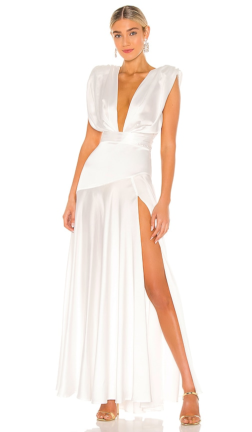 Romi Bridal Gown Bronx and Banco $690