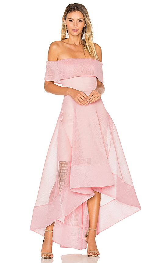 Bronx and Banco Tulip Dress in Pink