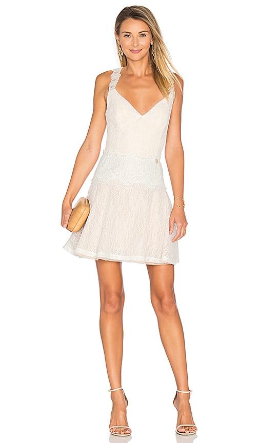 Mimi Blanc Dress
