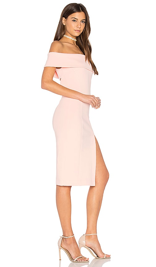 Bronx and Banco Montreal Dress in Blush