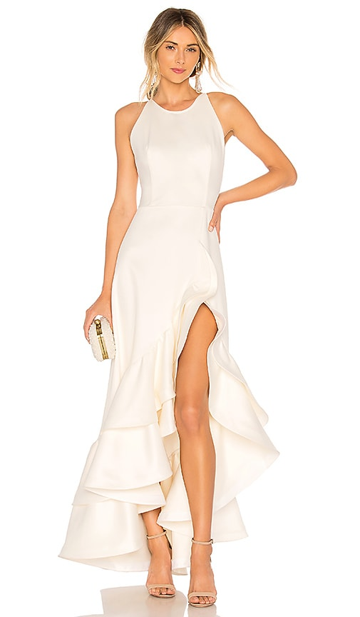 Paros Gown Bronx and Banco $620