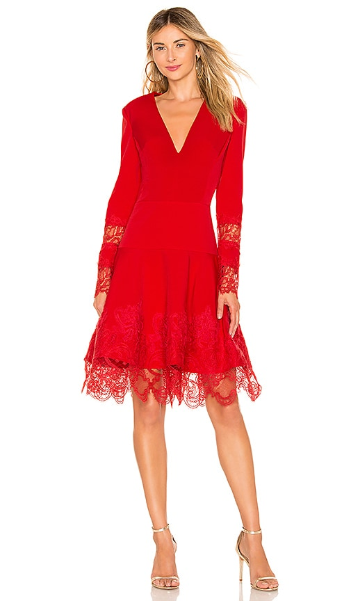 c17db341b978 Bronx and Banco Antonia Dress in Red | REVOLVE