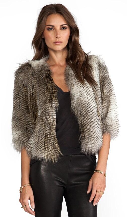 Jennie Faux Fur Jacket