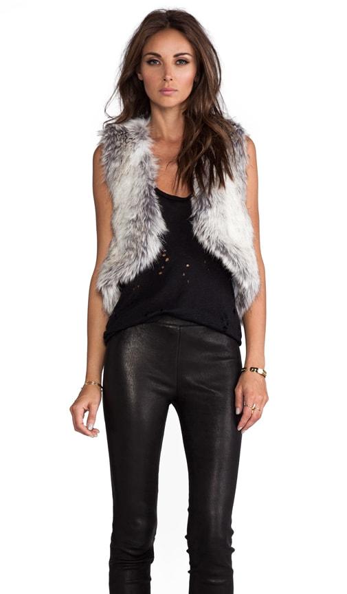 Gina Faux Fur Vest