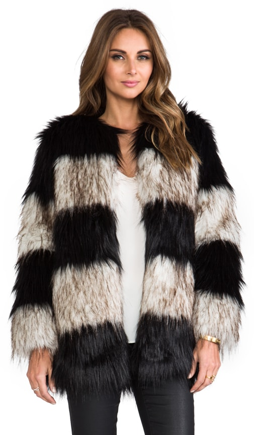 Riri Faux Fur Jacket