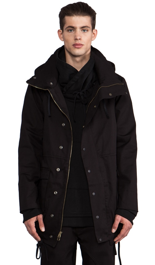 Anorak Mock Jacket