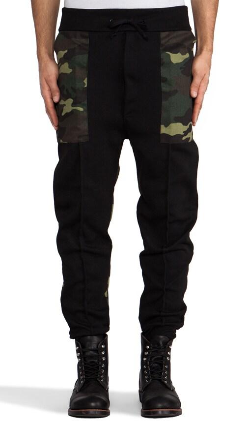 Drop Crotch Sweatpant