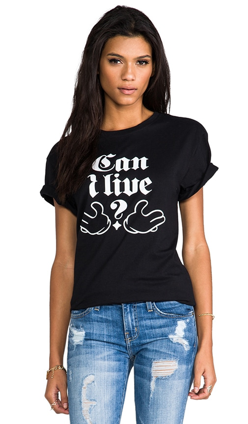 Can I Live Tee