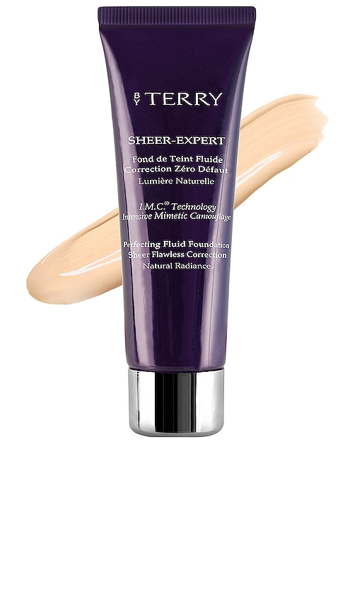 SHEER EXPERT FLUID FOUNDATION By Terry