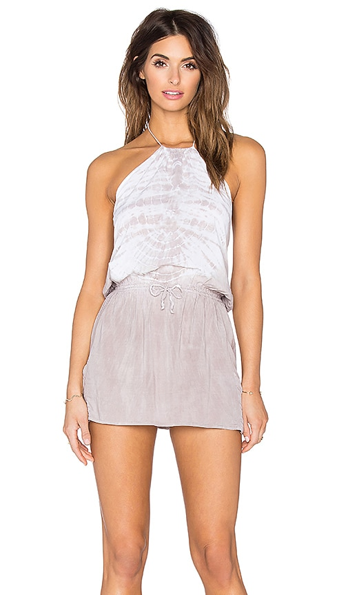Bettinis x REVOLVE Apron Dress in Tan