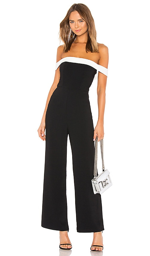 Camilla Color Block Jumpsuit by By The Way.