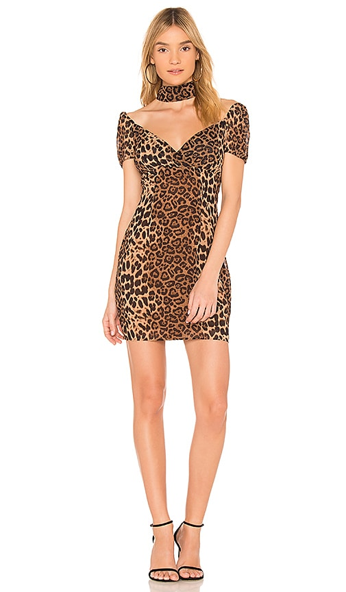 by the way. Gabriella Dress in Brown