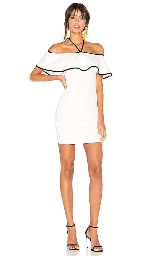 by the way. Rei Mini Dress in White