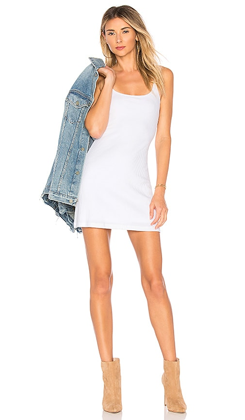 by the way. Lura Mini Dress in White