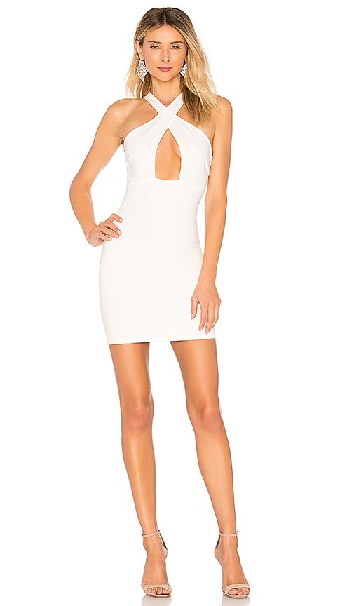 by the way. Chantel Mini Dress in White