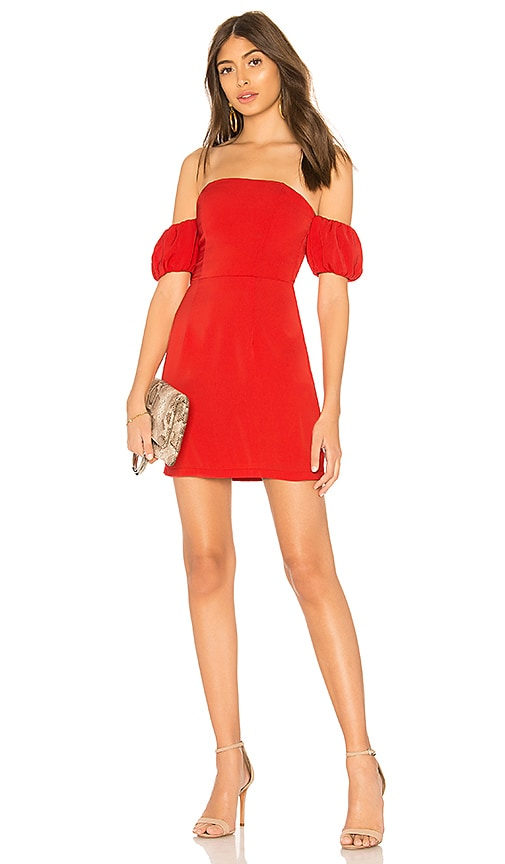 Clarissa Off Shoulder Dress