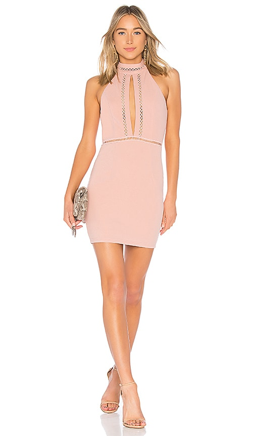 Emma Keyhole Bodycon in White. - size L (also in M,S,XS,XXS) by the way.