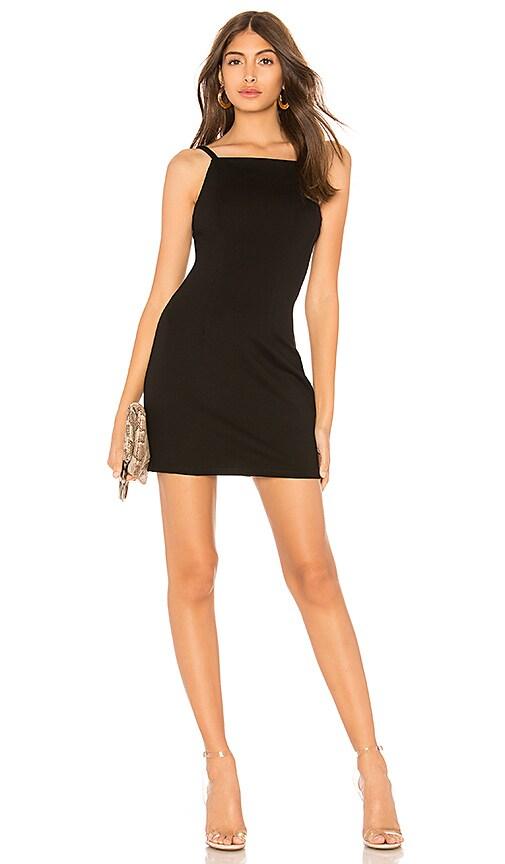 by the way. Portia Mini Dress in Black