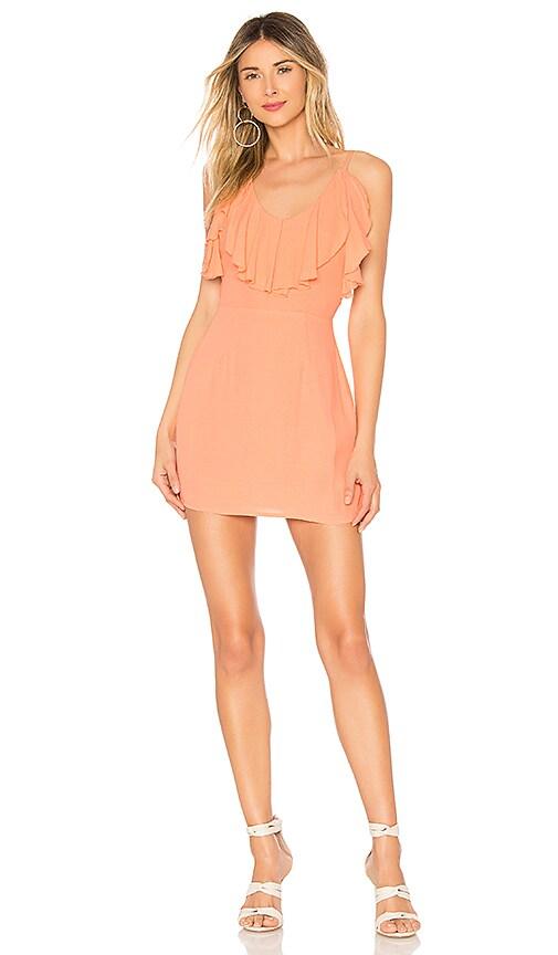 Nakita Ruffle Mini Dress
