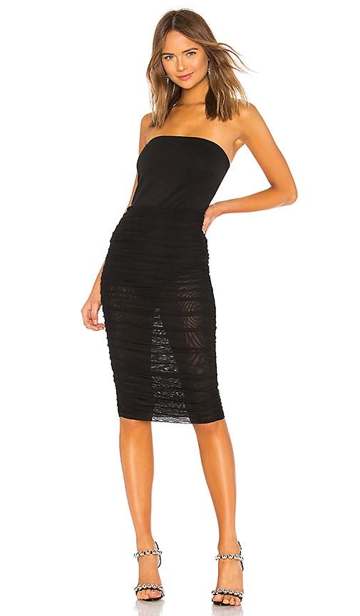 Estelle Sheer Tube Dress
