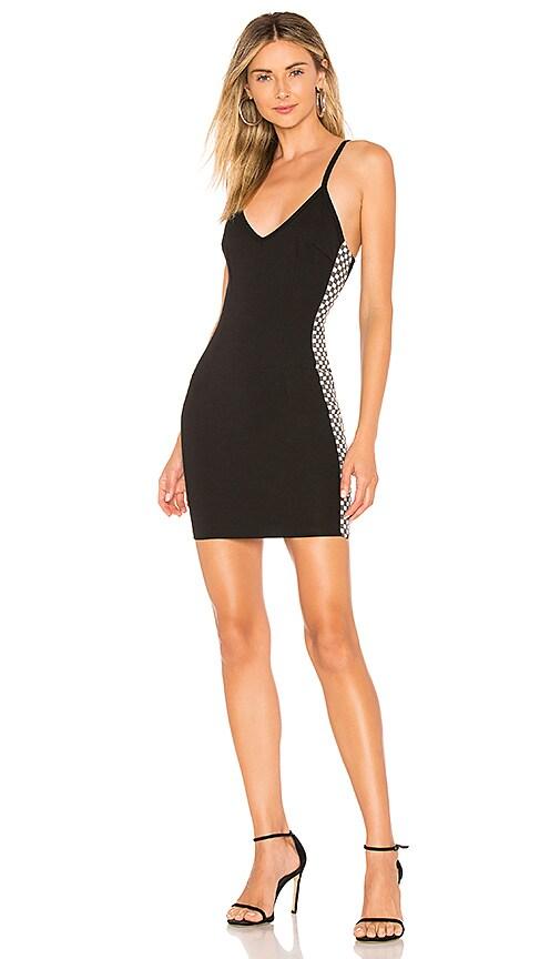 b30088927a by the way. Skylar Checker Bodycon Dress in Black & White | REVOLVE