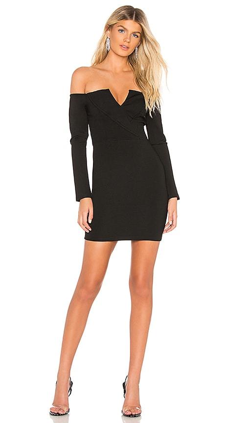 Tracy Off Shoulder Blazer Dress