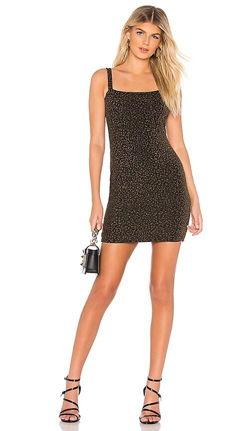 Melissa Sparkle Mini Dress