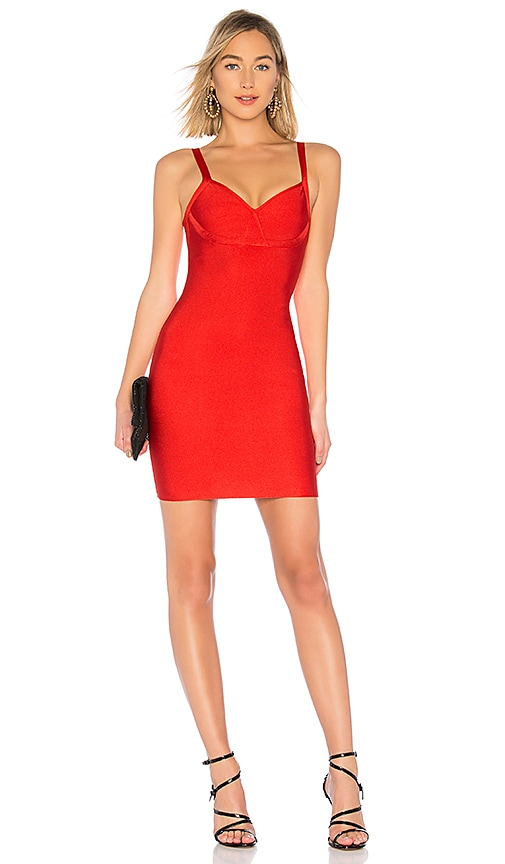 Kelly Back Zip Up Bandage Dress