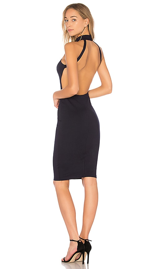 Sadie Backless Midi Dress