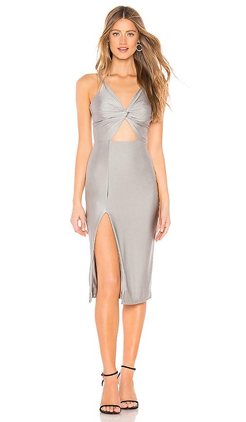 Shannon Twist Front Dress
