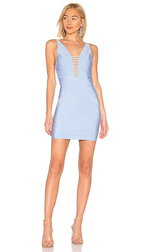 Lana Bar Mini Dress