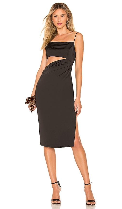 Erin Cut Out Midi Dress