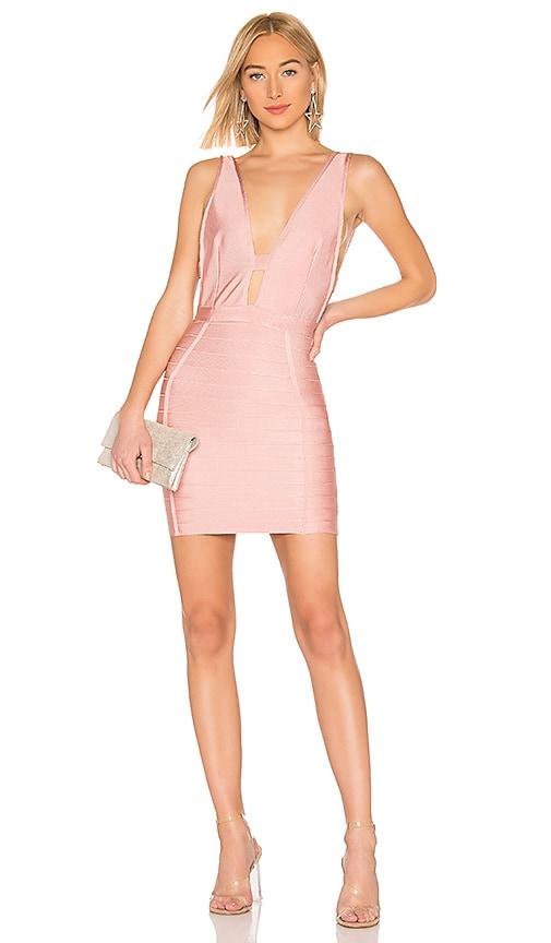 Alana Bandage Mini Dress
