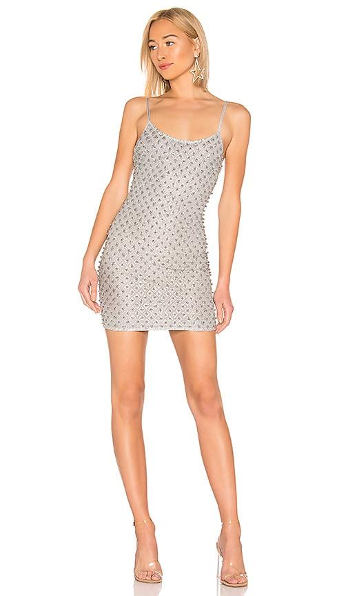 Rachel Glitter Mini Dress