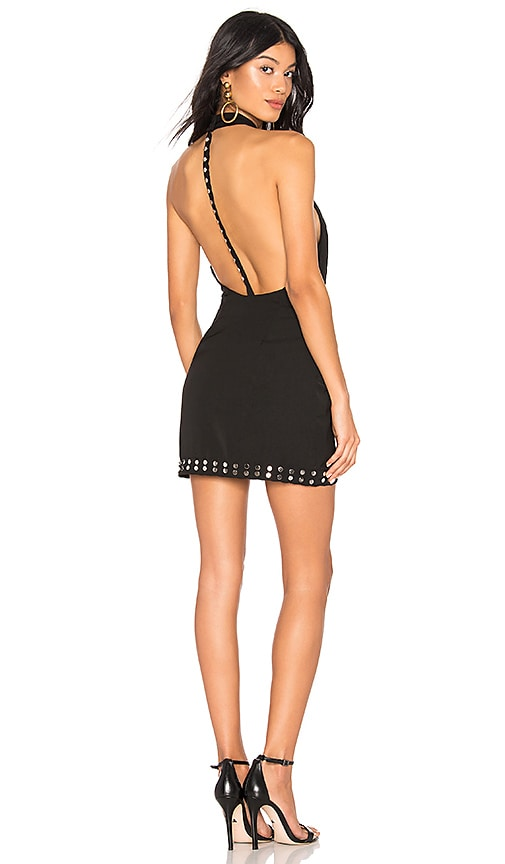 Roxi Studded Mini Dress