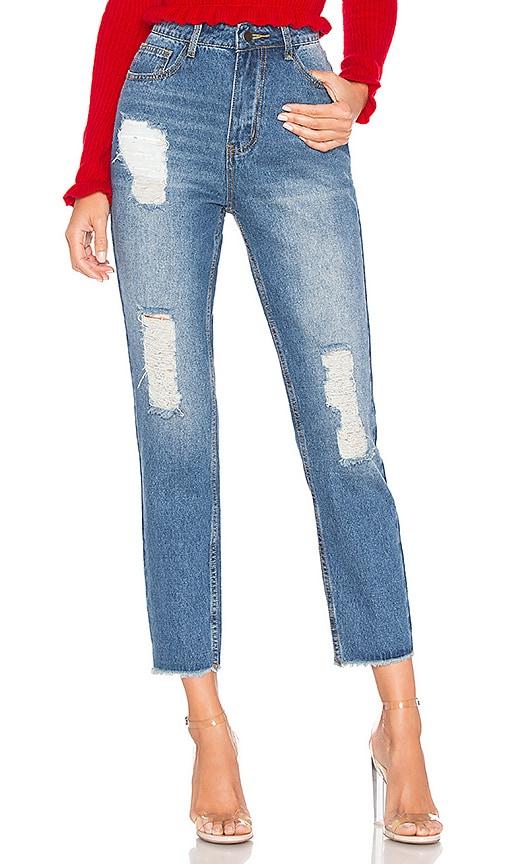 Sasha Distressed Jeans