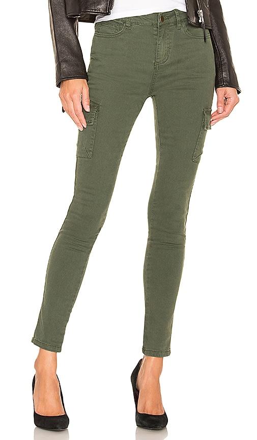 Kate Skinny Cargo Jeans