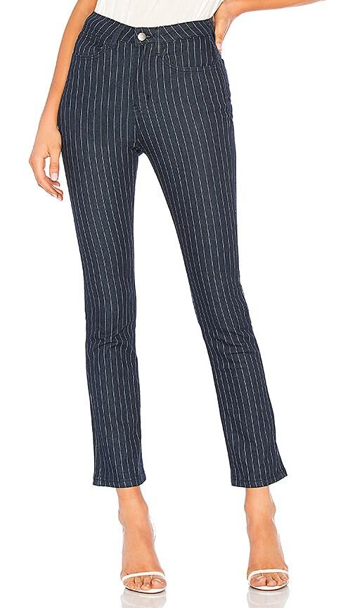 June Striped Jeans