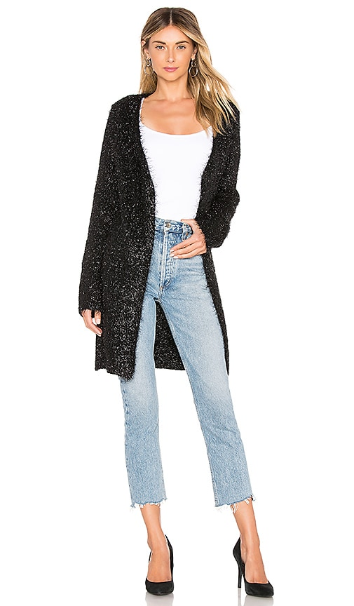 Mary Metallic Cardigan