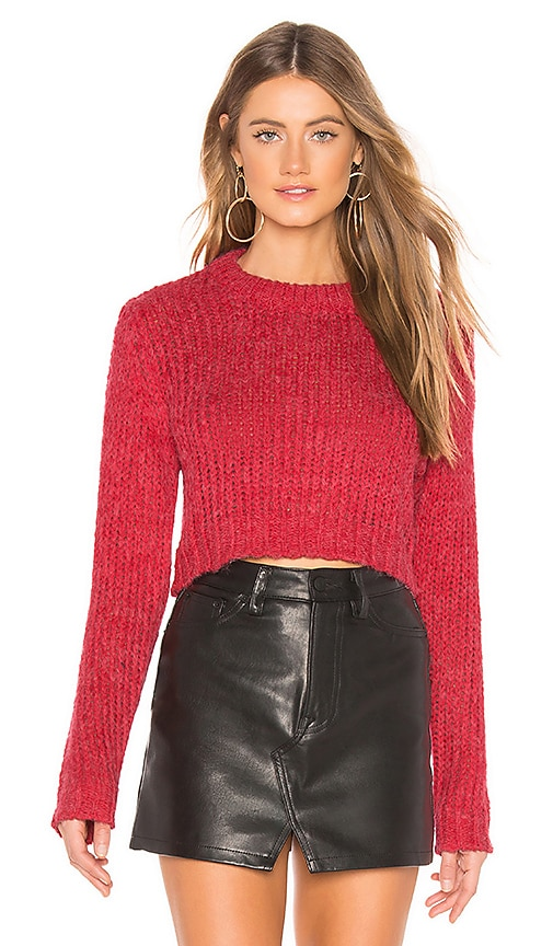 Cardi Cropped Sweater