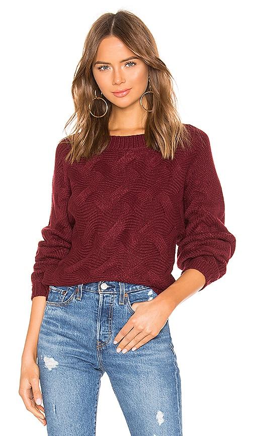 Raquel Woven Sweater