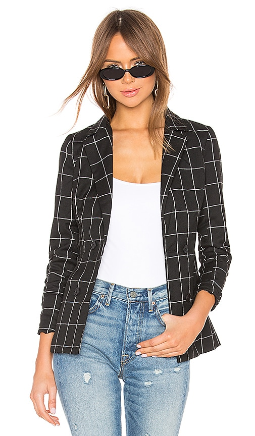 Jessamin Double Breasted Blazer