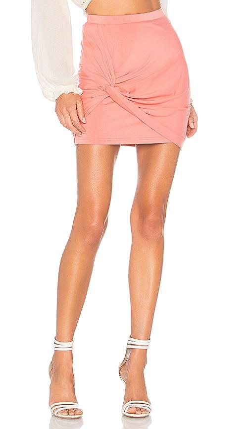 Kori Twist Mini Skirt
